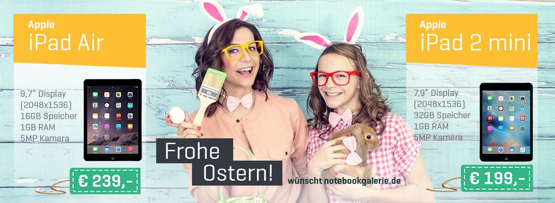 iPads zu Ostern