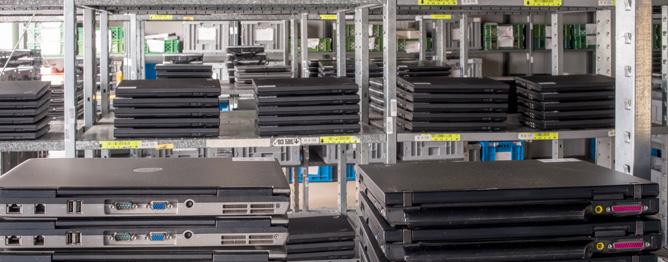 Unser Sortiment umfasst PCs, Laptops, Tablets und mehr
