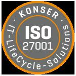 Datenerfassung und -verarbeitung nach ISO 27001 zertifiziert