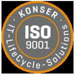 Unsere internen Prozessabläufe sind ISO-Zertifiziert