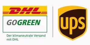 DHL und UPS